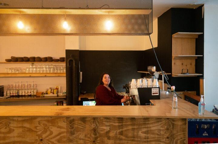 Gezocht: Sociale en ondernemende barista voor Toko